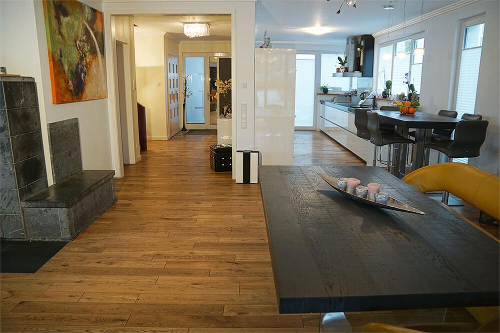 Holzboden - Hochwertig und Zeitlos
