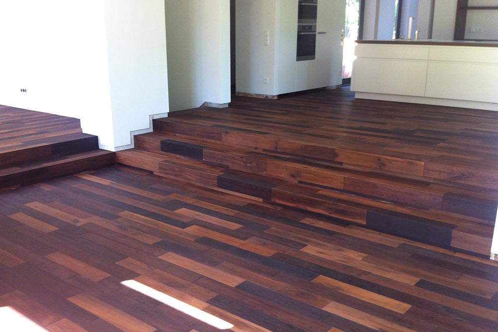 Holzboden - Langlebig und robust
