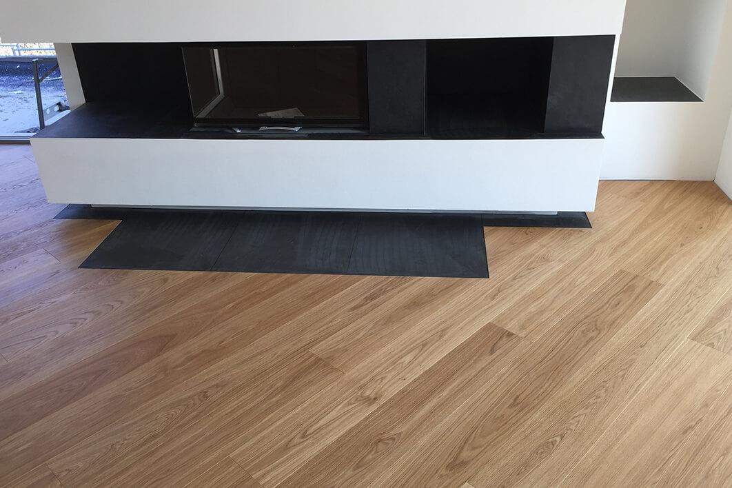 Droessler Parkett - Zweischicht Landhausdiele in Abwicklung (Phase 3)
